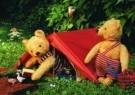Mirja de Vries  -  Season Bears No.9 - Postcard -  C5079-1