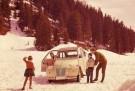 Citroen  -  Citroën/Dans la neige - Postcard -  C5181-1
