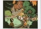 Johan Fabricius (1899-1981)  -  J.Fabricius/Bruiloft Arr/NLM - Postcard -  C5204-1