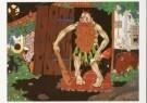 Johan Fabricius (1899-1981)  -  J.Fabricius/Bruiloft Arr/NLM - Postcard -  C5207-1