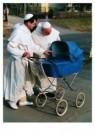 Sandor Szabo  -  Monks of St.Pauls - Postcard -  C5524-1