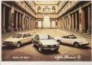 Alfa Romeo  -  Alfa Romeo/Aff. trio con brio - Postcard -  C5704-1