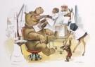 G. H. Grijseels-Visser  -  G.H. Grijseels-Visser/Untitled - Postcard -  C5723-1