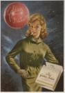 Jan Lavies (1902-2005)  -  Golden Fiction (Laurens), showcard, 1948 - Postcard -  C6180-1