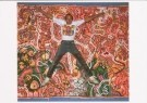 Keith Haring (1858-1990)  -  Keith Haring, in the Stedelijk Museum, Amsterdam, - Postcard -  C6291-1