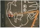 Keith Haring (1858-1990)  -  Keith Haring - Postcard -  C6742-1