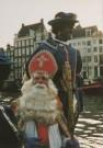 H.H. Straatmeijer  -  Sint en Piet op het water - Postcard -  C6758-1