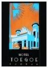 Jan Lavies (1902-2005)  -  Omslag Hotelverenig. - Postcard -  C6994-1