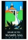 Jan Lavies (1902-2005)  -  Omslag Hotelverenig. - Postcard -  C6995-1