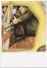 Edward Sorel (1929)  -  E.Sorel/New York City Taxi - Postcard -  C7002-1