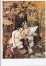 Edward Sorel (1929)  -  E.Sorel/Remembr.of Flings past - Postcard -  C7016-1