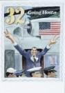 Edward Sorel (1929)  -  E.Sorel/U.S. Postage stamp - Postcard -  C7017-1