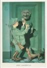 Jan Lavies (1902-2005)  -  J.Lavies/Het Jagertje. - Postcard -  C7118-1