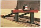 Charles Burki (1909-1994)  -  C.Burki/Afsluitlantaarn. - Postcard -  C7135-1