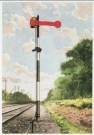 Charles Burki (1909-1994)  -  C.Burki/Eenv. armsein onveilig - Postcard -  C7138-1