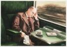 Charles Burki (1909-1994)  -  C.Burki/Slapende reiziger. - Postcard -  C7147-1