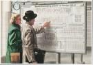 Charles Burki (1909-1994)  -  C.Burki/Dienstregelingbord. - Postcard -  C7156-1