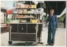 Charles Burki (1909-1994)  -  C.Burki/Consumptiewagentje. - Postcard -  C7161-1
