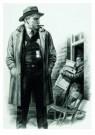 Charles Burki (1909-1994)  -  Karakter. - Postcard -  C7189-1