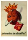 Charles Burki (1909-1994)  -  Have a smoke. - Postcard -  C7193-1
