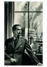 Charles Burki (1909-1994)  -  At the top. - Postcard -  C7194-1