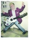 Hans Kahr  -  Hom. to Elvis - Postcard -  C7367-1