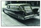 Hans Kahr  -  Cadillac to heaven - Postcard -  C7368-1