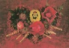Mirja de Vries  -  Flowerhearts 23 - Postcard -  C7425-1