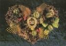 Mirja de Vries  -  Flowerhearts 25 - Postcard -  C7427-1