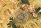 Mirja de Vries  -  Floral Tribute 25 - Postcard -  C7435-1