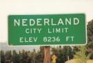 Alex Shianda  -  Nederland City - Postcard -  C7463-1