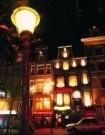 Piet van der Meer  -  Red light district - Postcard -  C7482-1