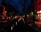 Piet van der Meer  -  Red light district - Postcard -  C7484-1