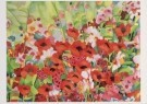 Mary Russel  -  Aspen Poppies - Postcard -  C7527-1