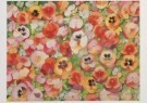 Mary Russel  -  Sweet Pansies - Postcard -  C7530-1