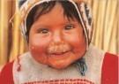 Paul Ketelaar (1960)  -  Uros Indiaantje, Peru, Titicacameer, 1988 - Postcard -  C7948-1