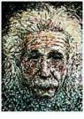 William Lu Fang  -  A.Einstein - Postcard -  C8116-1