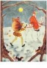 -  Sinterklaas - Postcard -  C8226-1