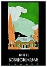 Jan Lavies (1902-2005)  -  Folder Ned-Ind. hotel - Postcard -  C8545-1