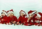 Robert Aylott  -  Christmas Babies - Postcard -  C8600-1