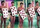 Oliver Tsang Wai-Tak  -  Mr. Hong kong - Postcard -  C8657-1