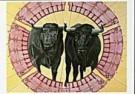 Ronald Sales (1946)  -  Toros - Postcard -  C8868-1
