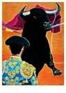 Ronald Sales (1946)  -  Matador - Postcard -  C8869-1