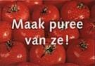 Paul Baars (1949)  -  G.Hurkm.groentefruit22 - Postcard -  C9142-1