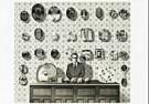 Ruud van Empel (1958)  -  The office no. 25 - Postcard -  C9311-1