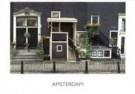 Pieter van Gaart  -  Doors of A'dam II - Postcard -  C9436-1