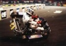 Dominique Simon  -  Karting - Postcard -  C9458-1