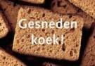 Paul Baars (1949)  -  Gesnede koek     T&I36 - Postcard -  C9503-1