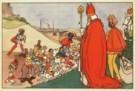 Rie Cramer (1887-1977)  -  Sinterklaas - Postcard -  C9612-1