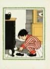 Sijtje Aafjes (1893-1972)  -  Sinterklaas - Postcard -  C9620-1